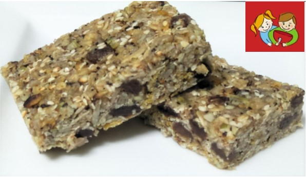 Hearty Health Muesli Bar
