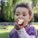 Fresh food for kids keep children healthy