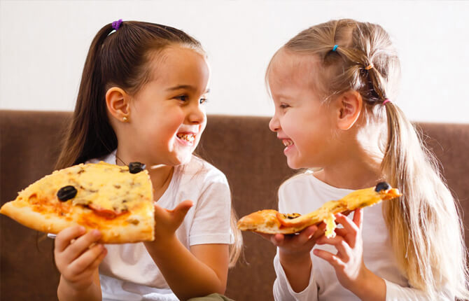 Cooking with kids Hearty Health